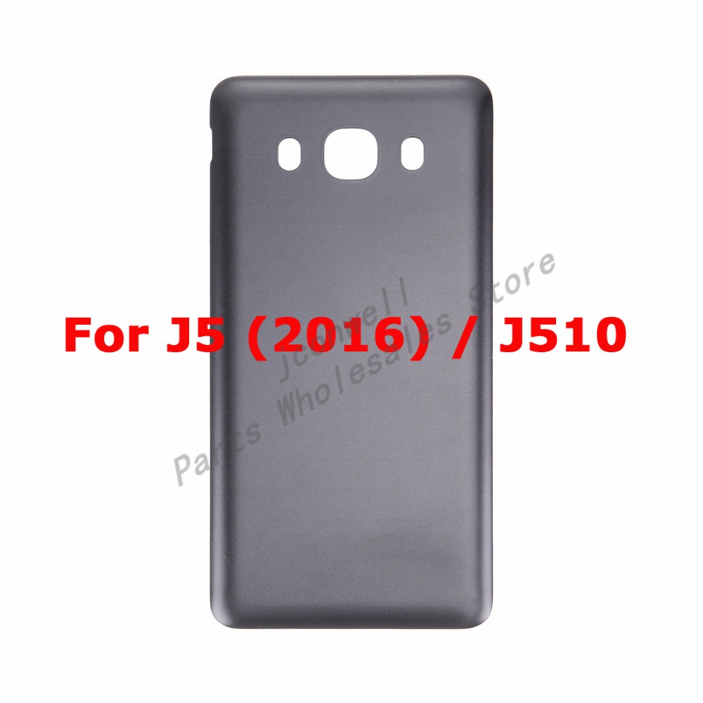 For Sam J5 2016 J510 Back Cover Battery Cover J5 2016 Replacement Part