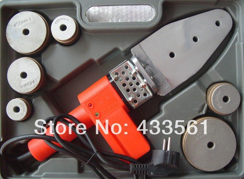 Nešiojamasis lizdo sulydymo suvirinimo aparatas / suvirintojo - Suvirinimo įranga - Nuotrauka 2