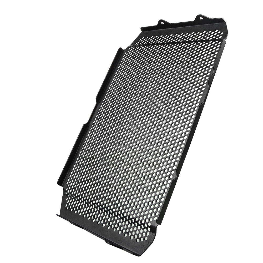 Image 4 - XSR900 16 18 Motorcycle Parts Aluminum Radiator Grille Guard Protection Cover For Yamaha XSR900 XSR 900 2016 2017 2008 Black-in Covers & Ornamental Mouldings from Automobiles & Motorcycles