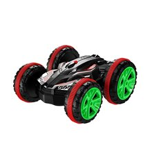 ФОТО eboyu(tm) stunt car 2.4ghz 4wd rc car boat 6ch remote control amphibious off road electric race double sided car tank vehicle