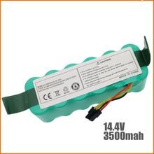 NI-MH 14,4 V 3500 mAh für panda X500 X600 Batterie Hohe qualität Batterie für Ecovacs Spiegel CR120 staubsauger Dibea X500 X580