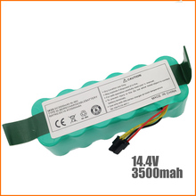 Ni-mh 14.4 В 3500 мАч для Panda X500 x600 Батарея высокое качество Батарея Для Ecovacs Зеркало CR120 пылесос dibea x500 x580