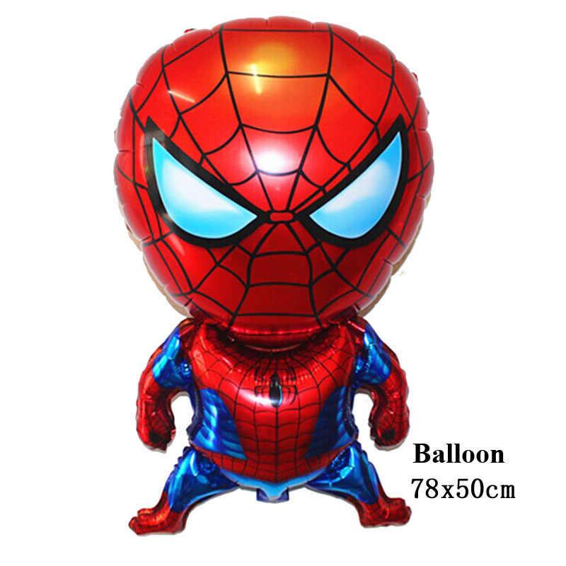 Spiderman brinquedos bolo topper decoração do bolo de aniversário brinquedos para o bebê topper idéias do presente de aniversário para o namorado do partido do homem aranha