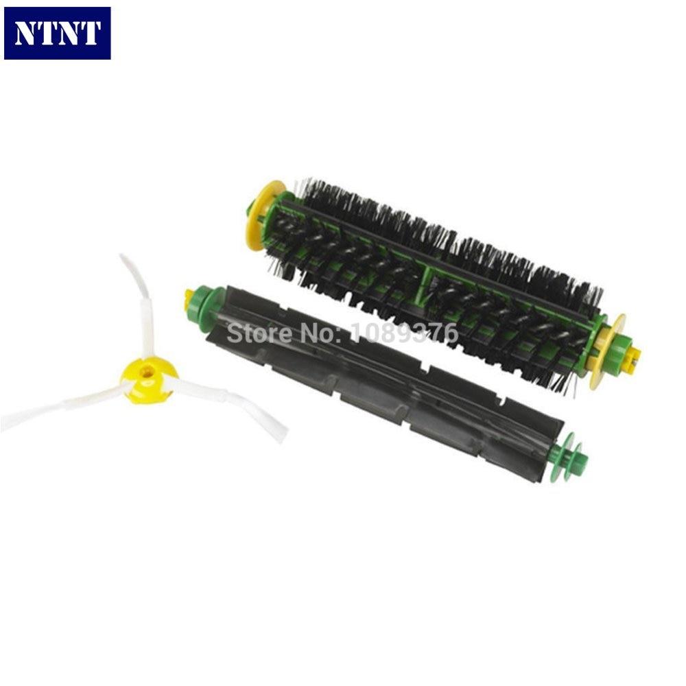 NTNT Free Post New Brush filter For iRobot Roomba 500 Series 530 540 550 560 570 580 551 561 555 ntnt free post new 3 pack filters side brush 6 arms for irobot roomba 500 series 530 550 560 570