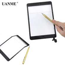 UANME Professional Glass Cutting Pen with Non Slip Metal Handle for Mobile Phone Tablet Screen Cutter Repair Tool
