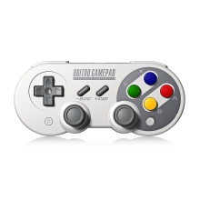 8Bitdo SF30 Pro Gamepad Controller Joystick for Nintendo Switch Windows Mac OS Android Rumble Vibration Motion Controls USB-C