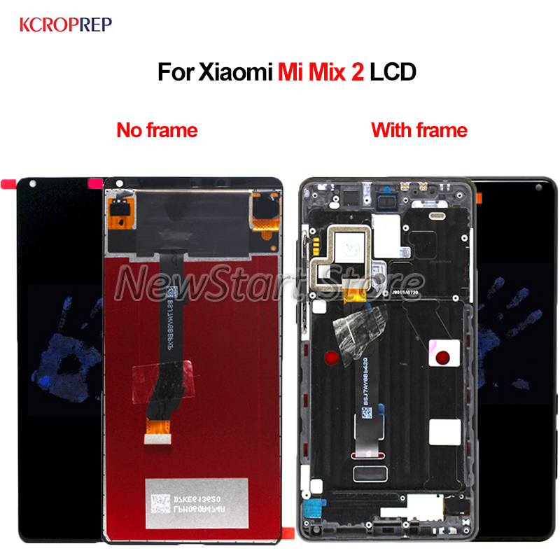 For Xiaomi Mi Mix 2 Mix2 LCD Display Touch Screen Digitizer Assembly 5.99 For Xiaomi Mix 2 Mix2 lcd Replacement AccessoryFor Xiaomi Mi Mix 2 Mix2 LCD Display Touch Screen Digitizer Assembly 5.99 For Xiaomi Mix 2 Mix2 lcd Replacement Accessory