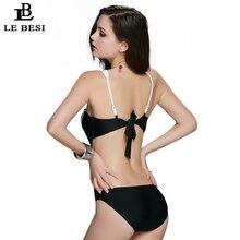 Summer Sexy One Piece Swimsuit For Women Plus Size Push Up Strapless Swimwear Brazilian Bandage Monokini
