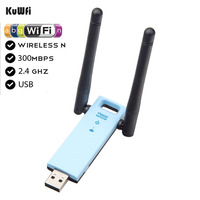 US Shipping 300Mbps USB WiFi Repeater 2 4Ghz Wireless Wifi Receiver WiFi Signal Booster Wifi Network