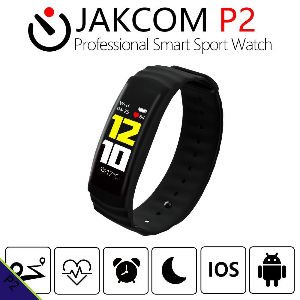 JAKCOM P2 Professional Smart Sport Watch as Wristbands in pulse watch nfc smart bracelet talk band