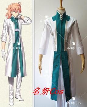 Fate grand order Anime Japanese Romani Archaman cosplay costume Doctor uniform Custom set