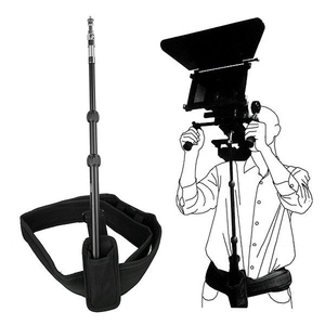 Image 2 - DSLR Rig สนับสนุน Rod/เข็มขัด Fit ไหล่สนับสนุนกล้องวิดีโอกล้อง DV/DSLR ใหม่