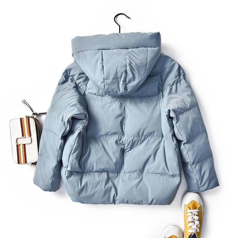Veste lt Parkas Coton Capuche Woxingwous Nouveau 2xl Blue Rembourré Fille Chart Style À D'hiver M De black Manteau Taille See 8v0Upq