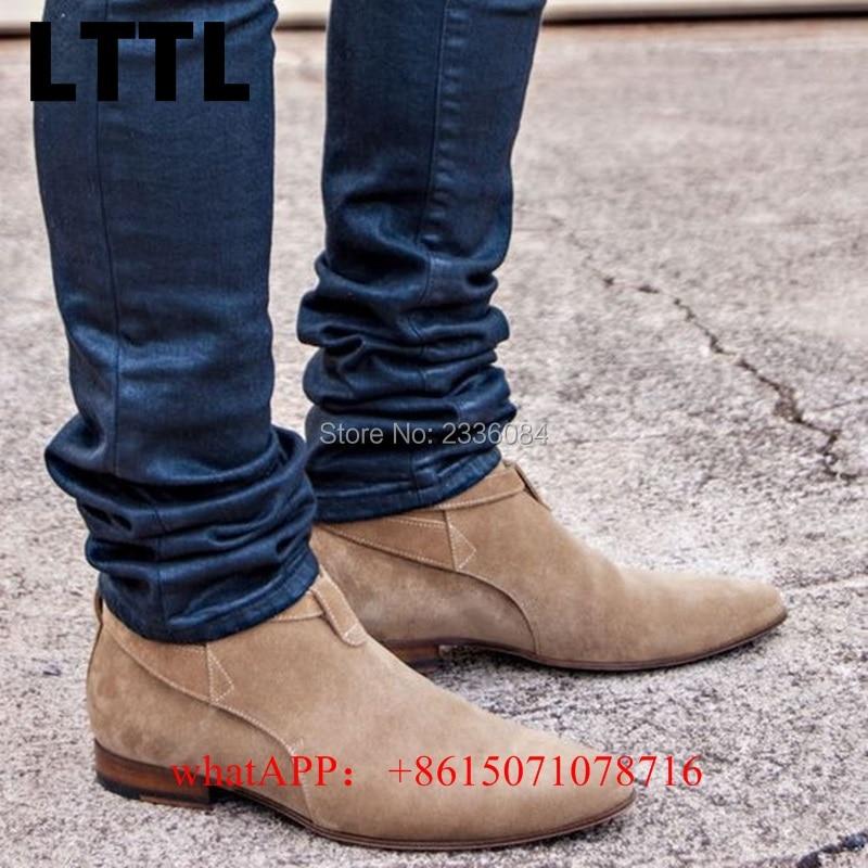 Popular Designer Mens Chelsea Boots-Buy Cheap Designer Mens ...