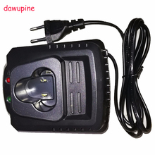 dawupine Li-ion Battery Charger For 10.8V 12V Makita BL1013 BL1014 Li-ion Battery DC10WA Electric Drill Screwdriver Power Tool