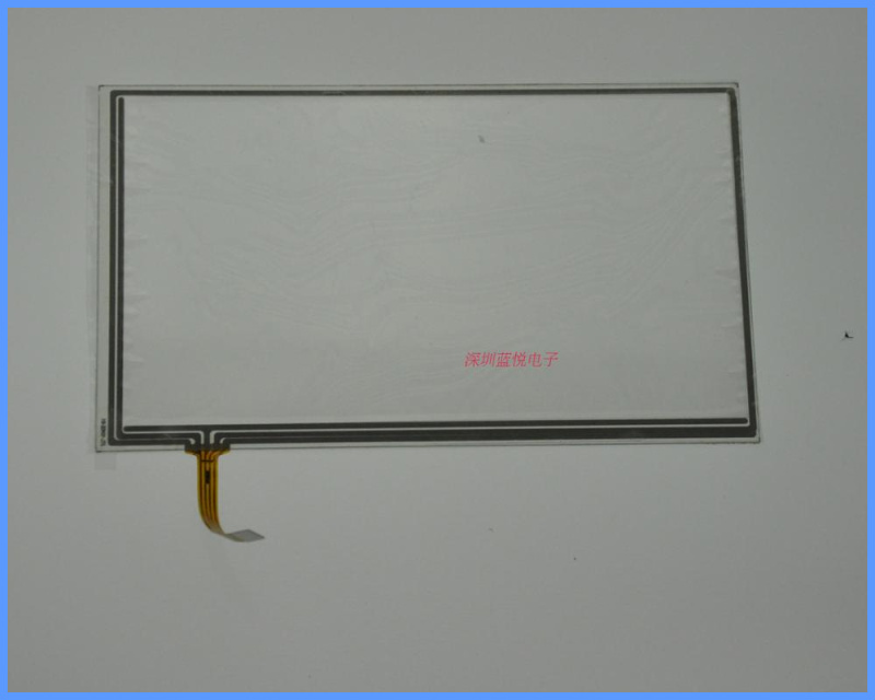 Free shipping A million B-M768 tablet computer screen Inch Touch Screen resistive screen ...