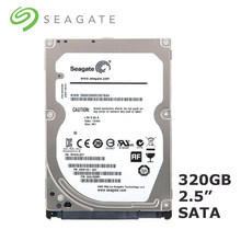 "Marca Seagate, 2,5 "", 320GB, SATA2-SATA3, ordenador portátil, PC, Notebook, unidad de disco duro interno hdd 2mb/16mb, 5400RPM-7200RPM, 320 MB/s, disco duro(China)"