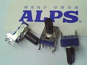 ALPS RK11 10K длина вала потенциометра 13 мм