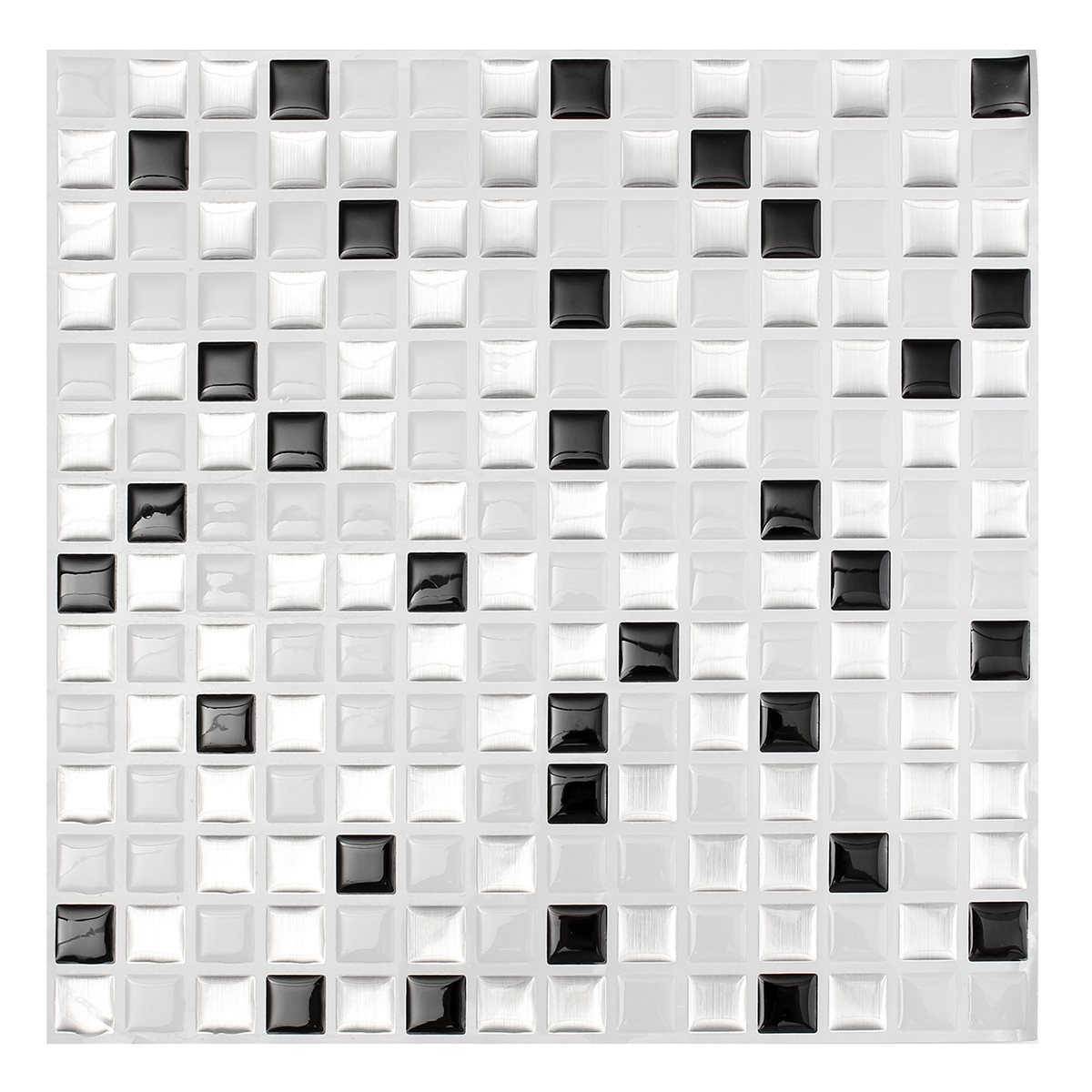 Home Decor Brick Mosaic Kitchen Bathroom Foil Beauty 3D Wallpaper ...