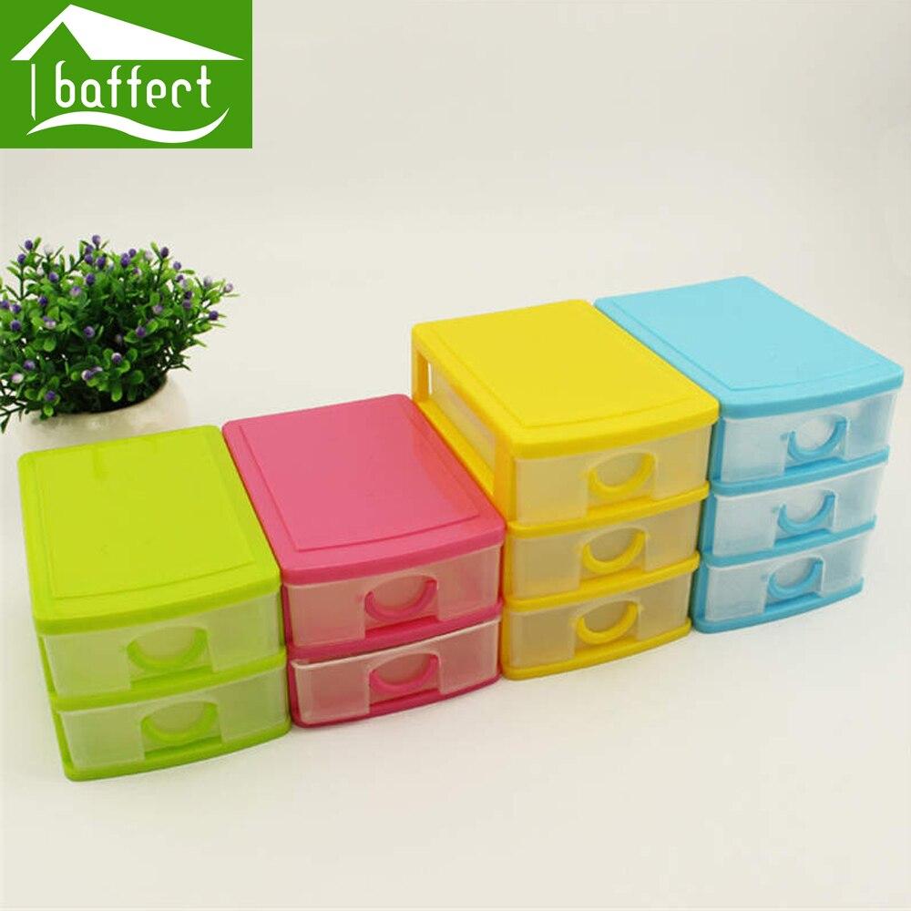 Plastic craft storage boxes - Transparent Plastic Kit 2 3 Drawer Jewelry Adjustable Tool Craft Organizer Storage Beads High Quality