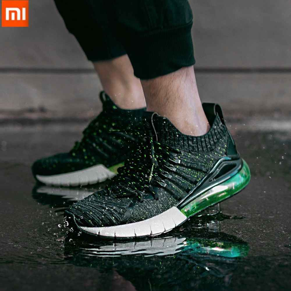 Original Xiaomi mijia FREETIE Casual Sports Shoes High Elastic Air Cushion Shoes TPU Air Damping Outdoor Sneakers shoes Dropship