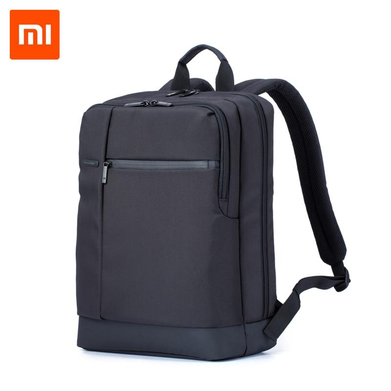 1856ba7cdef3 Xiaomi Negócio de Viagens de Mochila com Bolsos Grandes Compartimentos Com  Zíper Mochila Poliéster 1260D 3