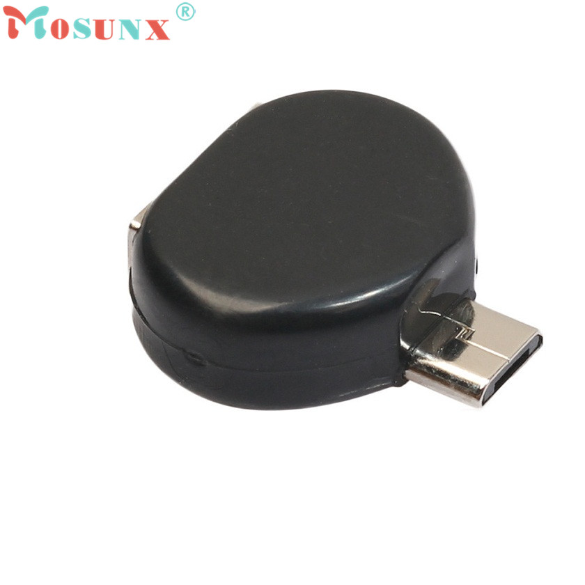 Adroit New 1PC Black Color Micro USB Male to USB 2.0 Adapter OTG Converter For Android Tablet Phone 2S61027 drop shipping broadlink rm03 pro rm2 rm mini3 smart home automation universal intelligent remote controller wifi ir rf switch for ios android