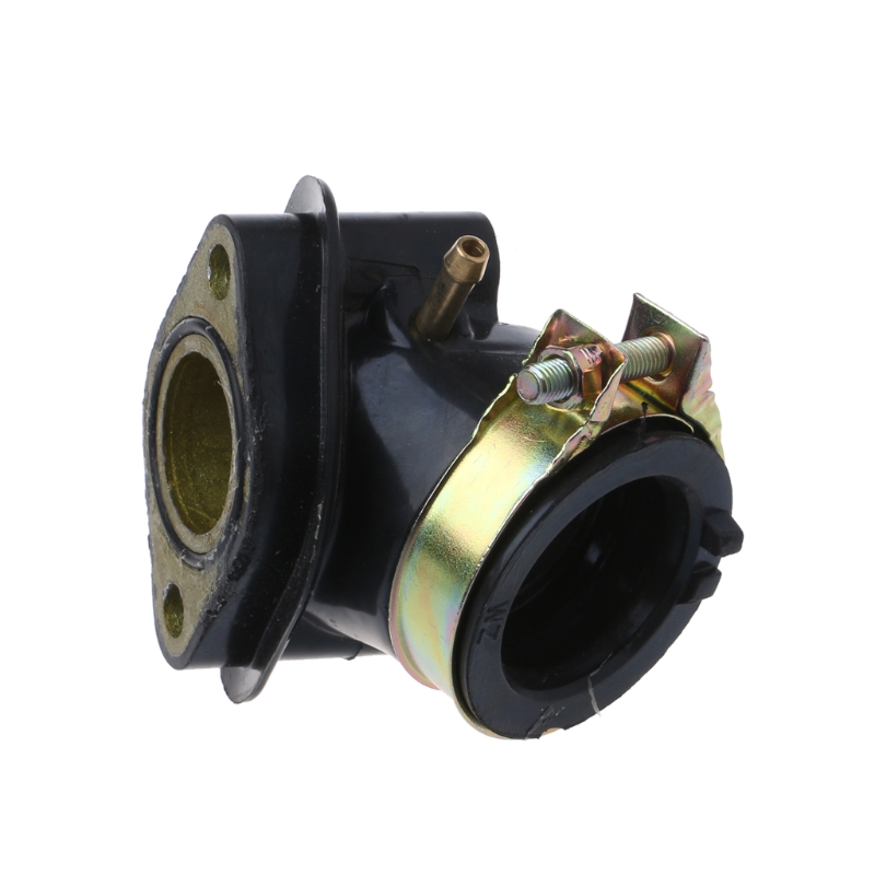 In 1pc Intake Manifold Pipe Moped Scooter Atv Go Kart Engine Part For Gy6 125cc 150cc Exquisite Workmanship