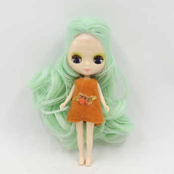 factory blyth mini doll 10CM BJD normal body doll, random dress