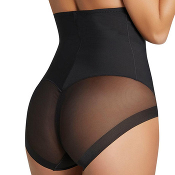 COLORIENTED Sexy Women's Intimates Shapers Seamfree Underwear Slimming Panties Silicone Strip Rubber Waist Lateral Bone Support