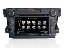For Mazda CX7 CX 7 CX-7 2007~2012 – Car GPS Navigation System + Radio TV DVD iPod BT 3G WIFI HD Screen Multimedia System