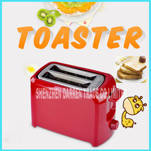 Household toaster machine RE-209 home automatic 2 Slices Toaster Bread breakfast Machine Toaster Ovens 750W Bread Baking machine