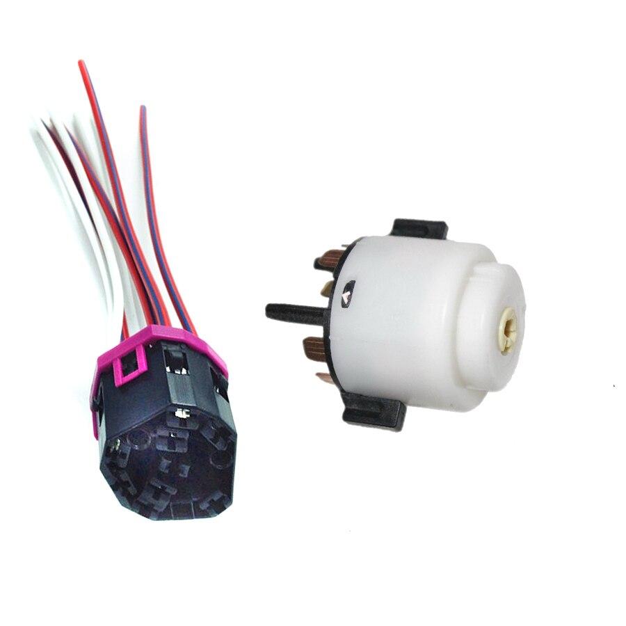 3 sätze TUKE OEM Motor Lgnition Schalter + Verdrahtung Stecker Zopf ...