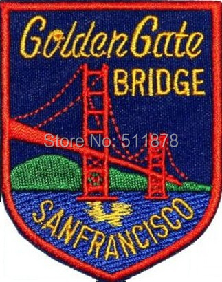 Anniversary Golden Gate Bridge Souvenir San Francisco