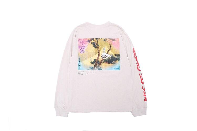 Jesus is king Kanye West KIDS SEE GHOSTS Hoodie Sweatshirts  6