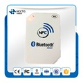 Recentes 13.56 mhz NFC Sem Fio Bluetooth Apoio ISO14443 Contactless Escritor Leitor RFID S50 Chip MF Um, NFC Card-ACR1255