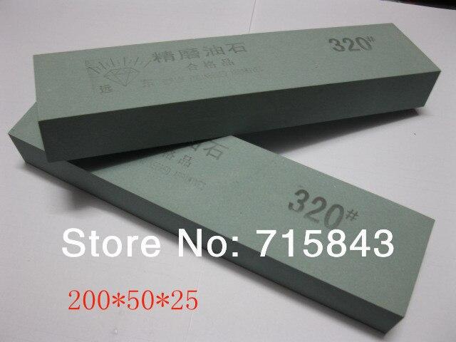 Natural sharpener whetstone Green Carbon Whetstone 320 Grift font b Knife b font Razor Sharpener Stone