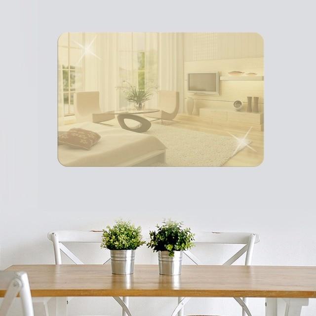 Outstanding Decorative Rectangular Wall Mirrors Motif - Wall Art ...