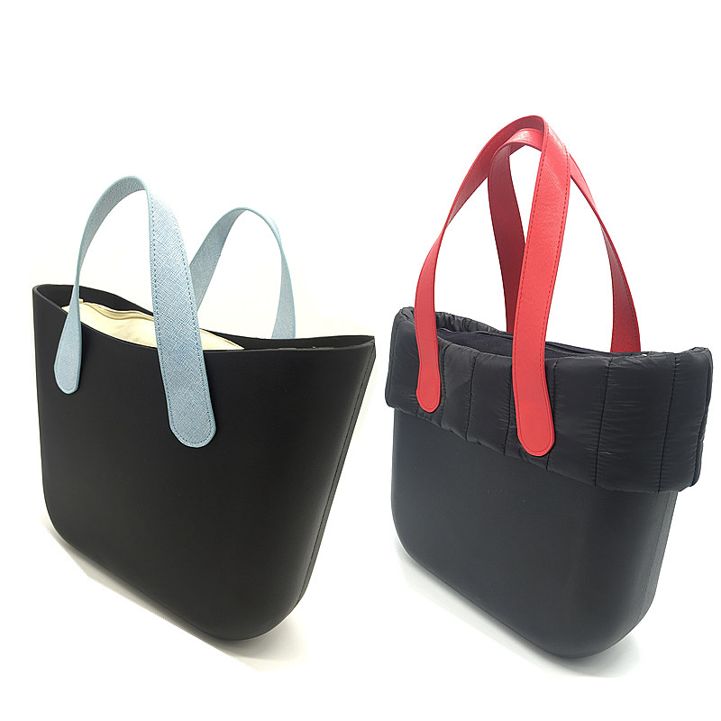 Bag Accessory Color Handles For Handbags Leather Handles For Bags Shoulder Strap for Obag Famous Brand handles ear