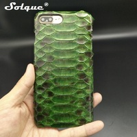 Natural Real Genuine Leather Cover Case For IPhone 7 Plus 5 5 4 7 Case Luxury