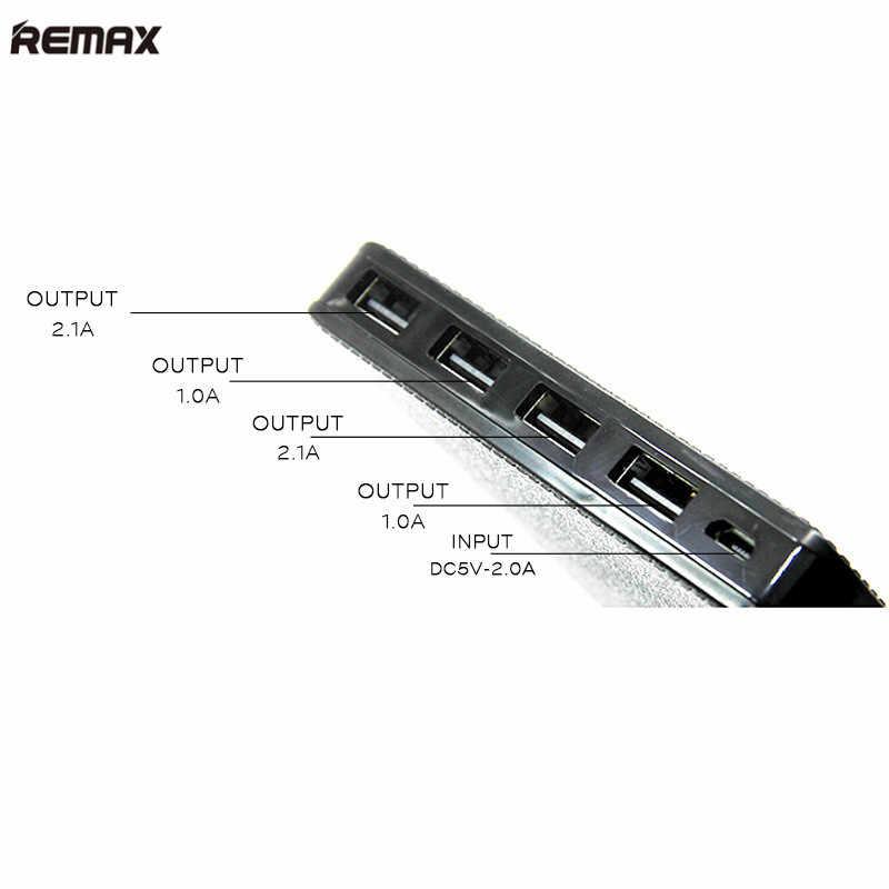 Remax 30000 mah power Bank портативное 4 USB выходное Внешнее зарядное устройство для iPhone X 8 8 plus для мобильных телефонов iPad