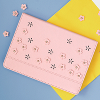 Girl Love Smart PU Leather Case Flip Cover For Apple IPad Air2 Air 2 9 7