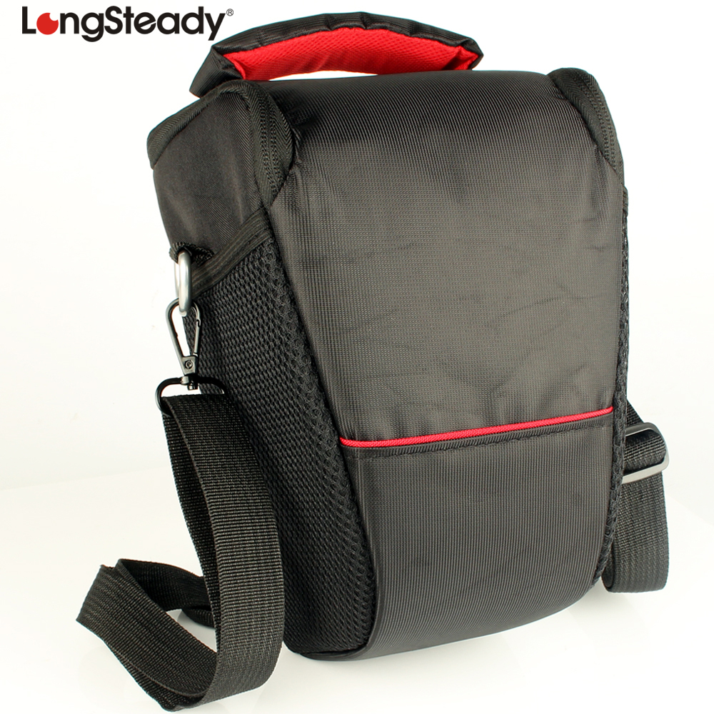 Camera Bag Backpack For Sony A5000 A6300 A5100 A6500 RX10 III RX10 M4 HX400 HX350 H400 H300 A900 A580 A390 for Sony Camera Case