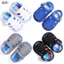 цена на Newborn First Walkers Toddler Baby Boy Girl Summer White Soft Sole Crib Shoes Infant Sneakers 0-18 Months
