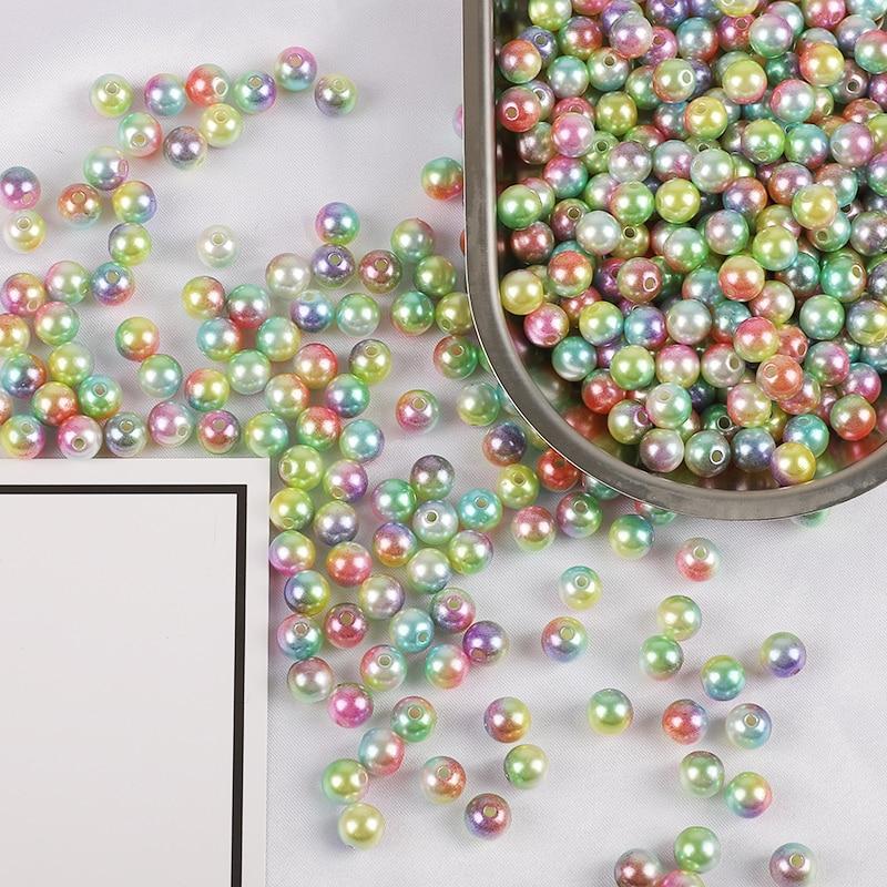 Lots Loose Beads Bead Crystal Rhinestone Drill Ball Big Hole 14mm 5//20//50Pcs DIY