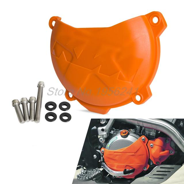 Cubierta de Protección de Cubierta del embrague Para KTM 250 SX-F 250 XC-F 350 XC-F 2013 2014 2015
