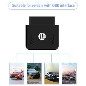 Image 5 - سيارة OBD GPS المقتفي التوصيل والتشغيل متعقب السيارات OBD GPS الوقت الحقيقي محدد مع SOS إنذار الجغرافية السياج الحرة الشحن بالجملة