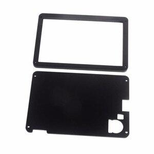 Image 2 - أسود الاكريليك Nextion حالة ل Nextion تعزيز 7.0 5.0 4.3 3.2 2.8 2.4 بوصة HMI وحدة LCD شاشة عرض تعمل باللمس FZ1719E C