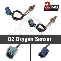 2PCS O2 Oxygen Sensors Downstream For Nissan Altima Sentra 2002 2003 234-4296 234-4309 13675 226902A000 226908J001 234-4301