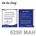 Da Da Xiong 5250mAh B600BC B600BE Battery for Samsung galaxy S4 i9295 i9505 i9502 i9508 i9500 i9150 i9152 i9158 i9506 G7100
